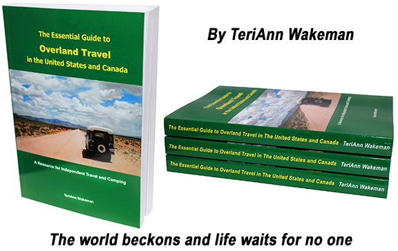 Essential Guide to Overland Travel book
